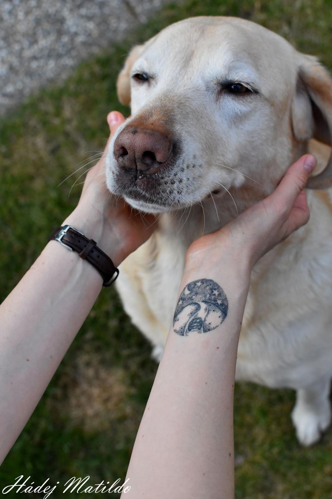 první tetování, vzpomínka, tetování na památku, spontánnost, jak být spontánní
