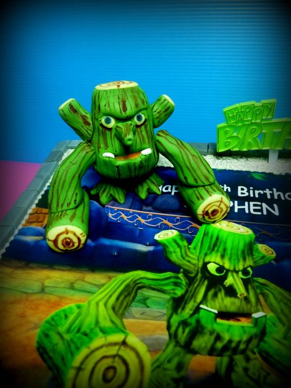 The Sensational Cakes Skylander Spyro S A Cake Singapore