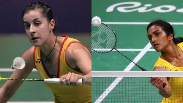 Final Tunggal Putri Badminton Olimpiade 2016