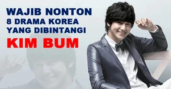 8 Drama Korea Yang Dibintangi Kim Bum