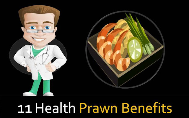 prawn benefits