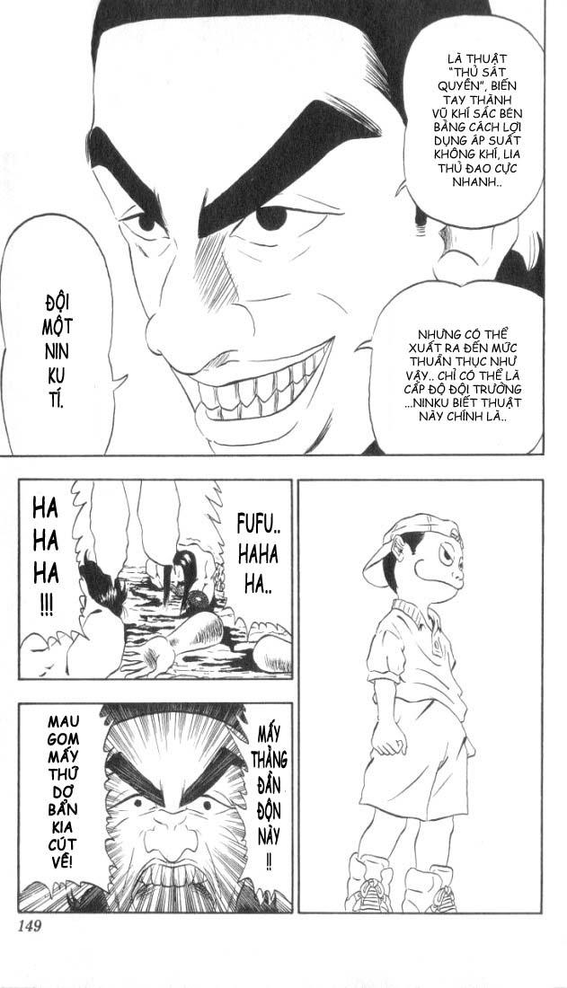 NINKU vol 6 trang 5