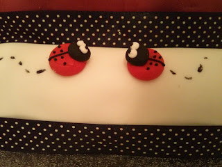 ladybird icing