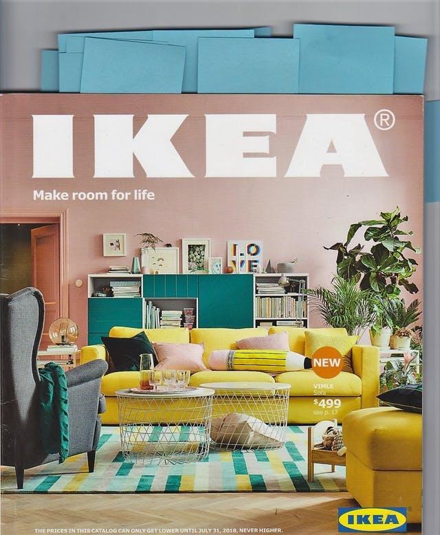 Nuevo catálogo Ikea 2018