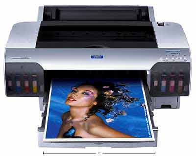 Epson Stylus Pro 4000 Driver Download