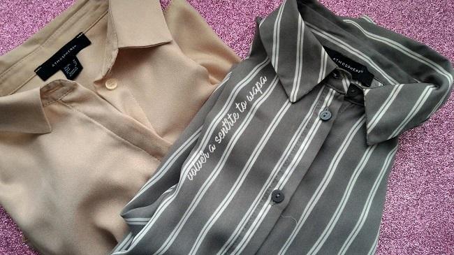 Camisas de Primark