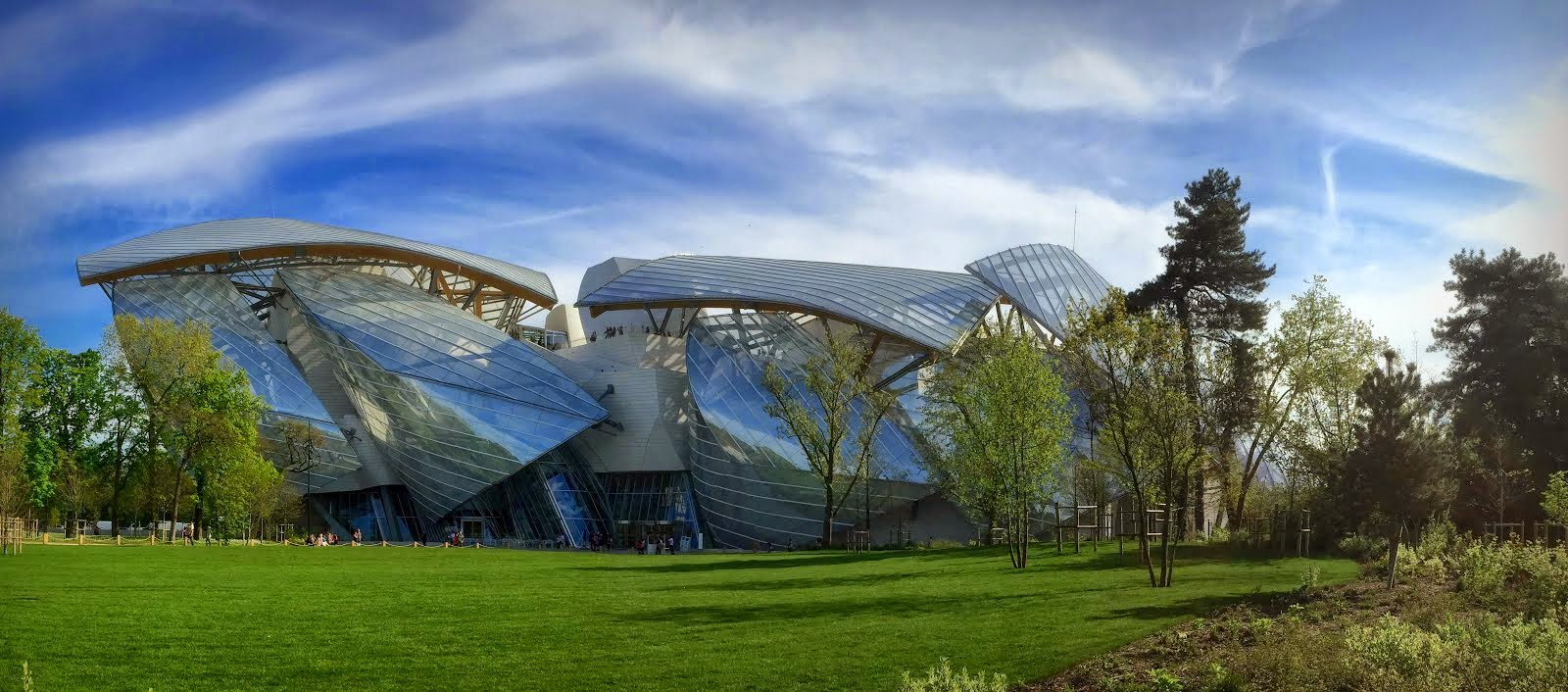 Foundation Loius Vuitton