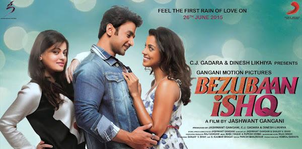 Bezubaan Ishq (2015) Movie Poster No. 4