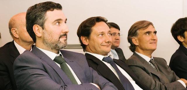Gestores de fondos de inversion: Ivan Martin y Parames