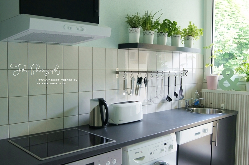 mint kitchen nicest things food interior diy mint kitchen. Black Bedroom Furniture Sets. Home Design Ideas