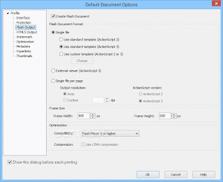 تحميل برنامج Print2Flash لتحويل ملفات اكسل او وورد او PDF الى صفحة HTML أو ملف SVG مع السيريال
