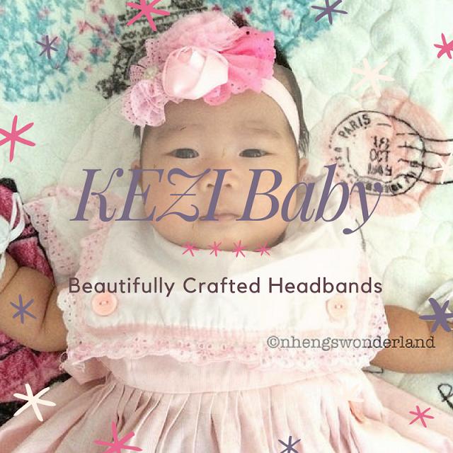 KEZI Baby: Beautifully Crafted Headbands
