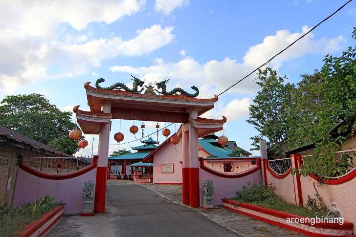 vihara dharma suci manggar belitung timur
