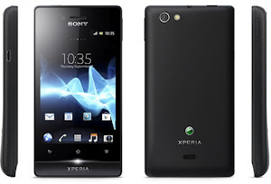 Xperia miro harga dan spesifikasi - review, kelebihan dan kekurangan hp xperia miro st23i, gambar kamera foto android desain keren, semua tentang xperia miro terbaru