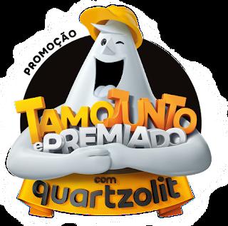 Promoção Quartzolit  - Tamo Junto e Premiado