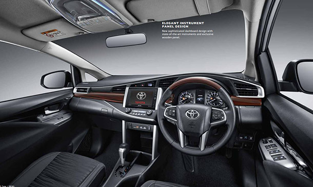 All New Kijang Innova Venturer 2018 Mesin Grand Veloz 1.5 Interior Toyota Kabin Model Terbaru 2016