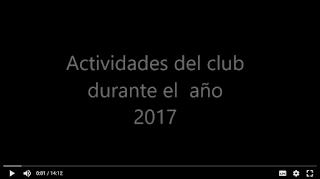 Actividades CMBBC 2017
