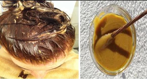 وصفة فعالة جدا تحفيز نمو الشعر !!! مذهل