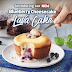 Blueberry Cheesecake Lava Cake By Domino's Pizza Malaysia