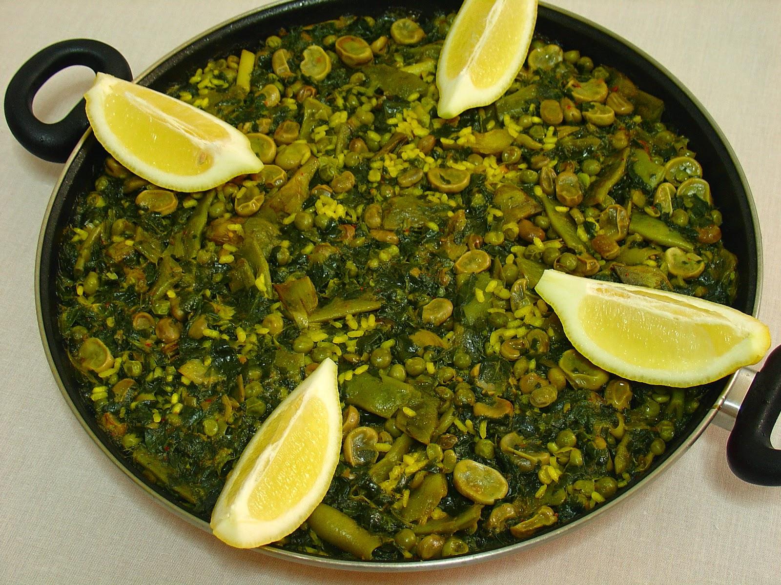 Mis cosas 2014 - Cocina con sara paella ...