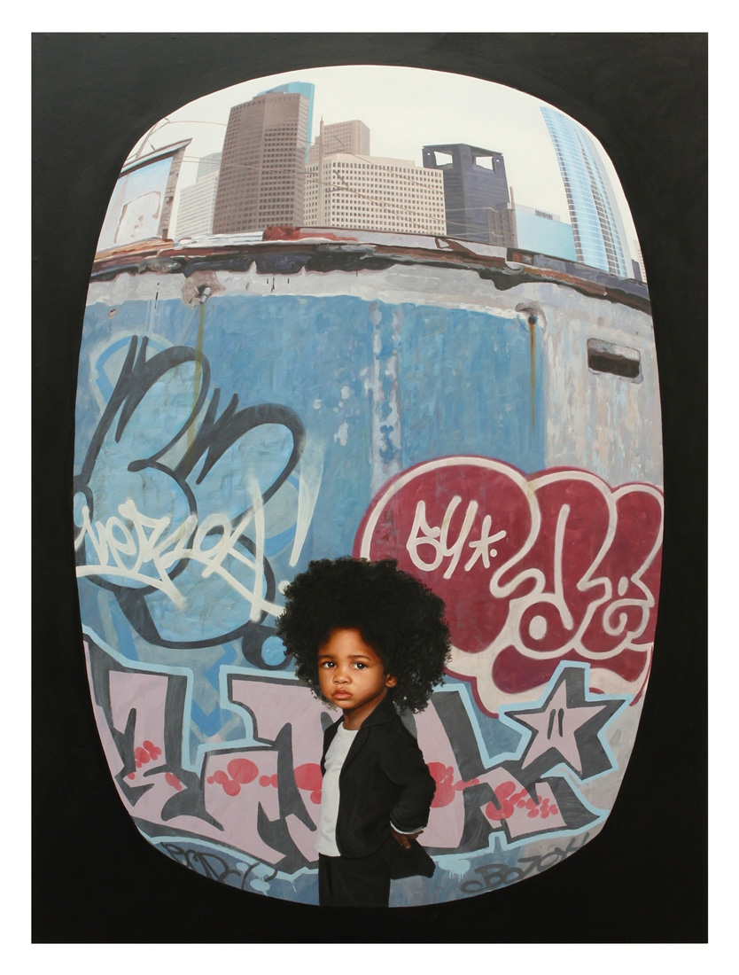 13-Htown-Kevin-Peterson-Children-Exploring-Hyper-Realistic-Paintings-www-designstack-co
