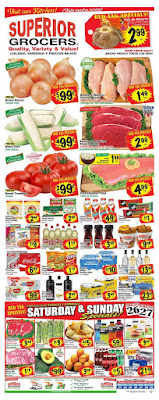 Superior Grocers Weekly Ad