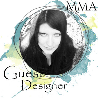 I'm a Guest Designer at MMA blog!