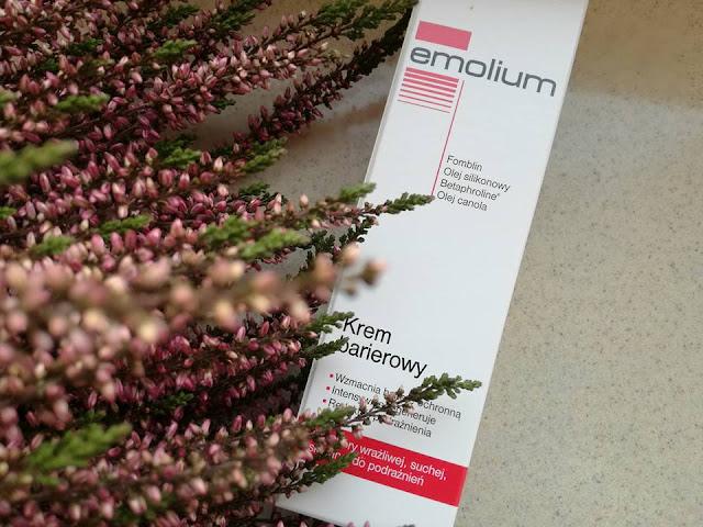 Emolium - Krem barierowy