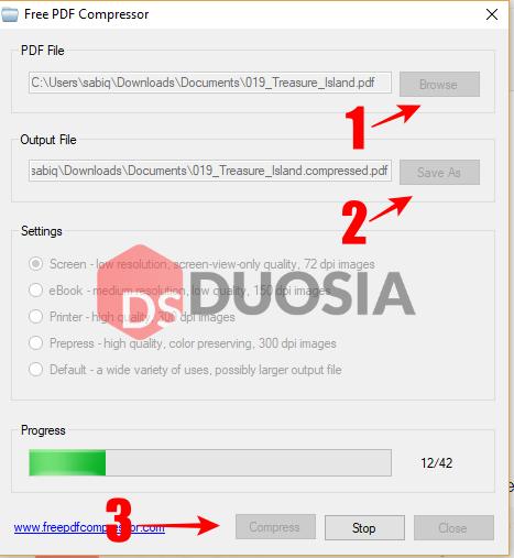 software kompres pdf terbaik