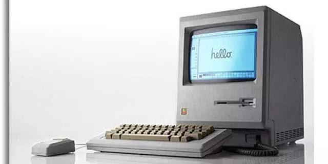 Transformasi Komputer Mac dari Masa ke Masa selama 30 Tahun ini