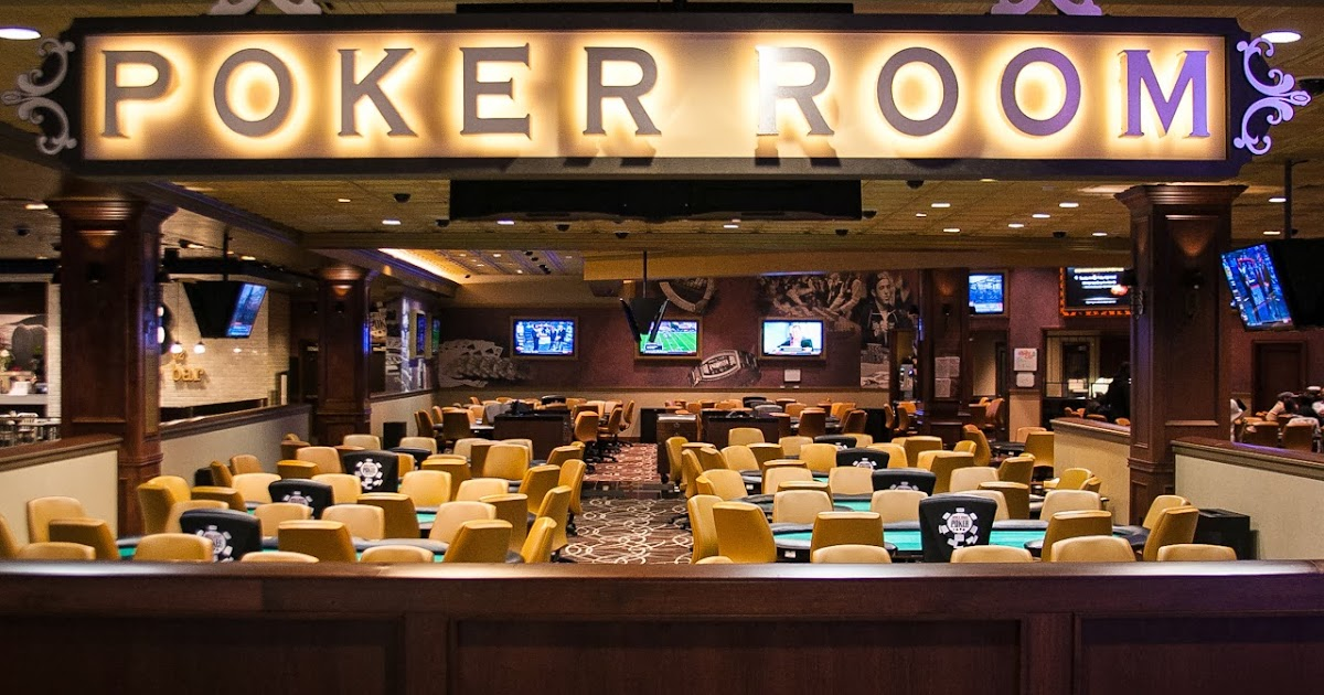 Largest Poker Room