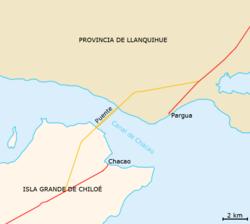 Los andes y la gran construcción del puente Chacao, Héctor Véliz, Ancile