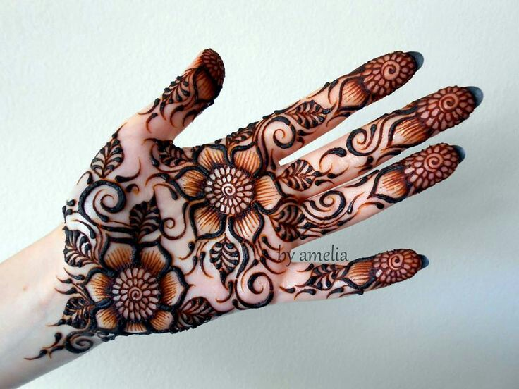 20 Latest Shaded Mehndi Designs For All Occasion Designs With