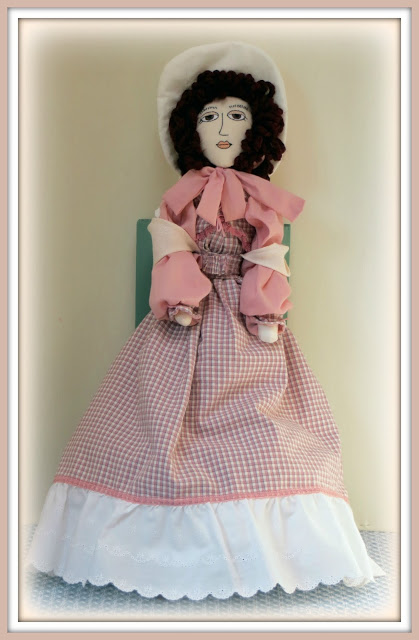 The Doll Products Lines Series - Swing Sweetly Annabelle Boudoir Doll