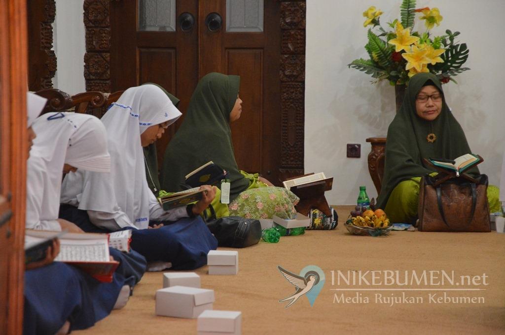 Jelang Tutup Tahun Hijriyah, Pemkab Kebumen Gelar Semaan Alquran 30 Juz