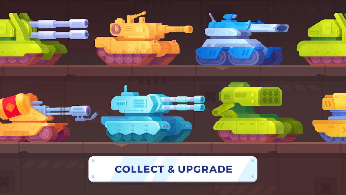 Tank Stars Dinheiro Infinito / Mod Menu 1.5.5
