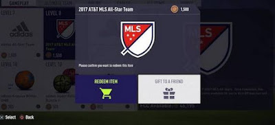 FIFA 18, Main Menu Image, catalog