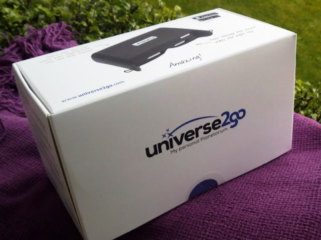 Star Gazing Via Universe2go Augmented Reality Headset!