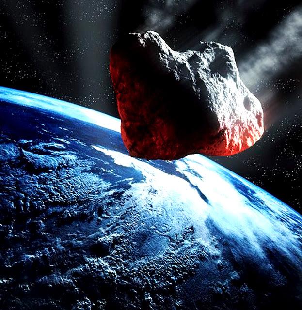 Asteroide proximo da Terra - ESA
