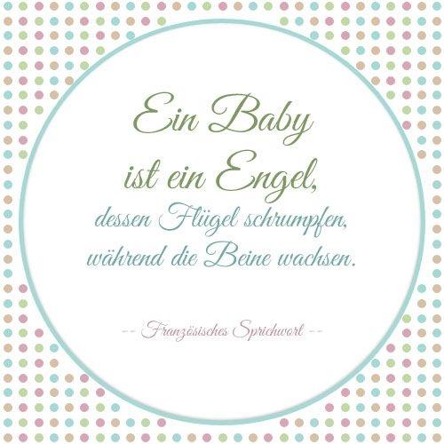 Gluckwunsche an ein neugeborenes baby