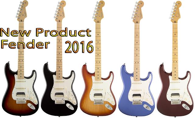 Daftar Harga Gitar Fender Terbaru 2016 Di Bulan Ini