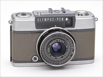 Olympus Pen EES-2 (1968), Olympus Pen Half-Frame Cameras