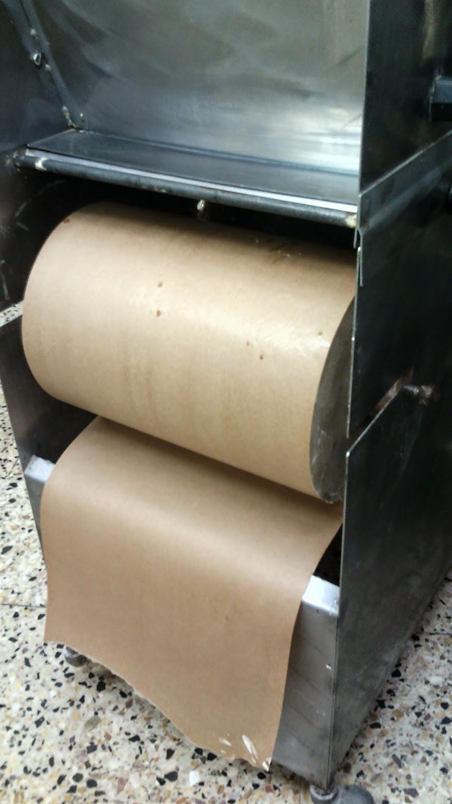 papel kraft para planchas