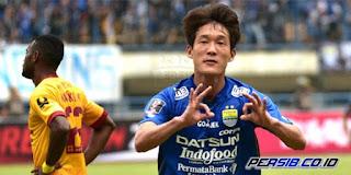 Oh In Kyun Putuskan Hengkang dari Persib Bandung