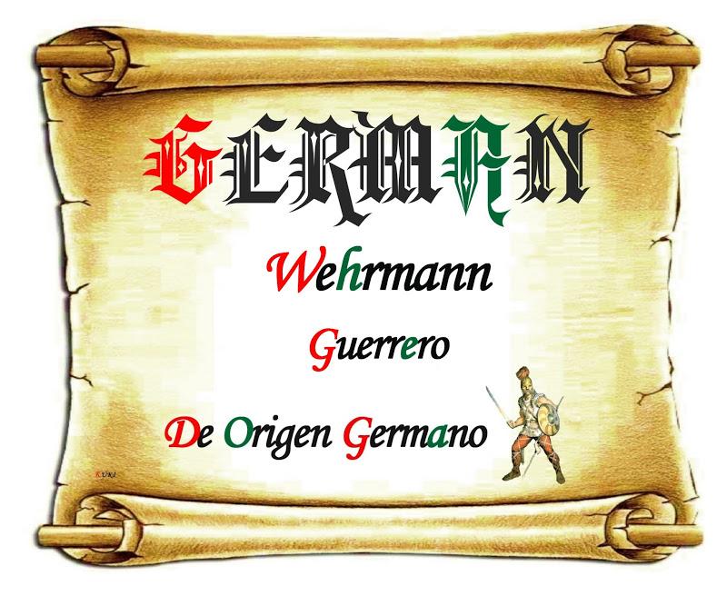 Nombre Deutsch