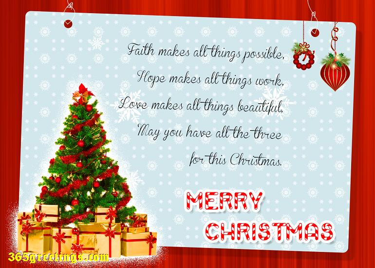 Merry christmas wishes images with beautiful messages for your best merry christmas greeting cards with message m4hsunfo
