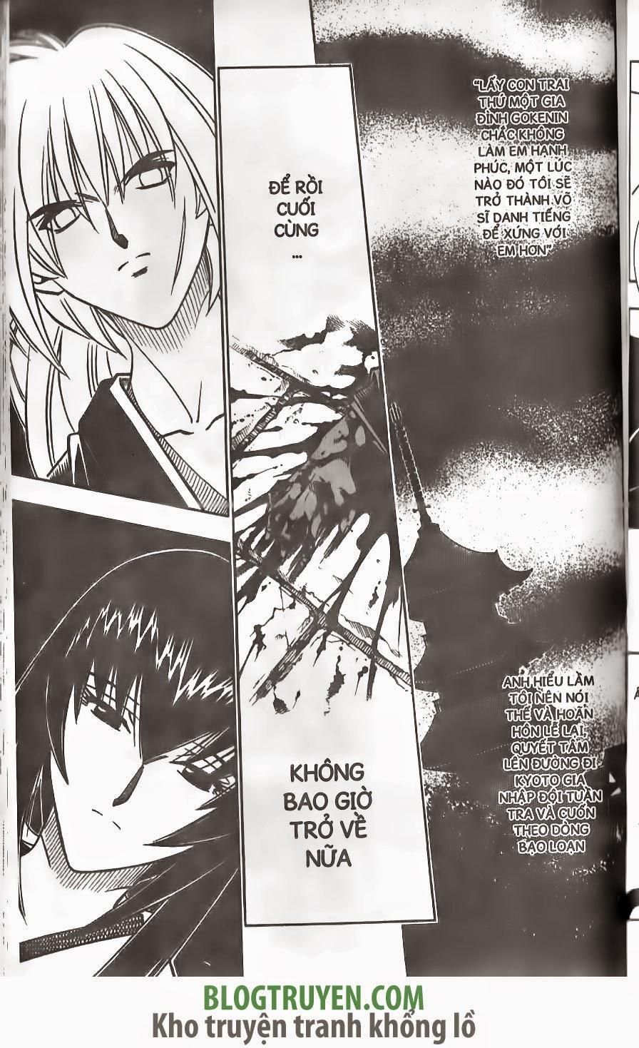 Rurouni Kenshin chap 174 trang 8