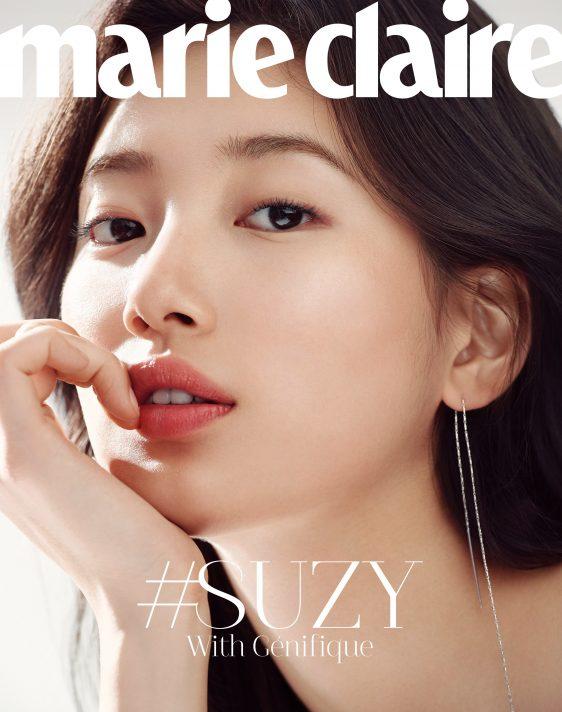 [Magazine] 190121 SUZY @ Marie Claire Korea