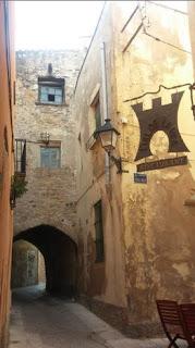 Montblanc, provincia de Tarragona.