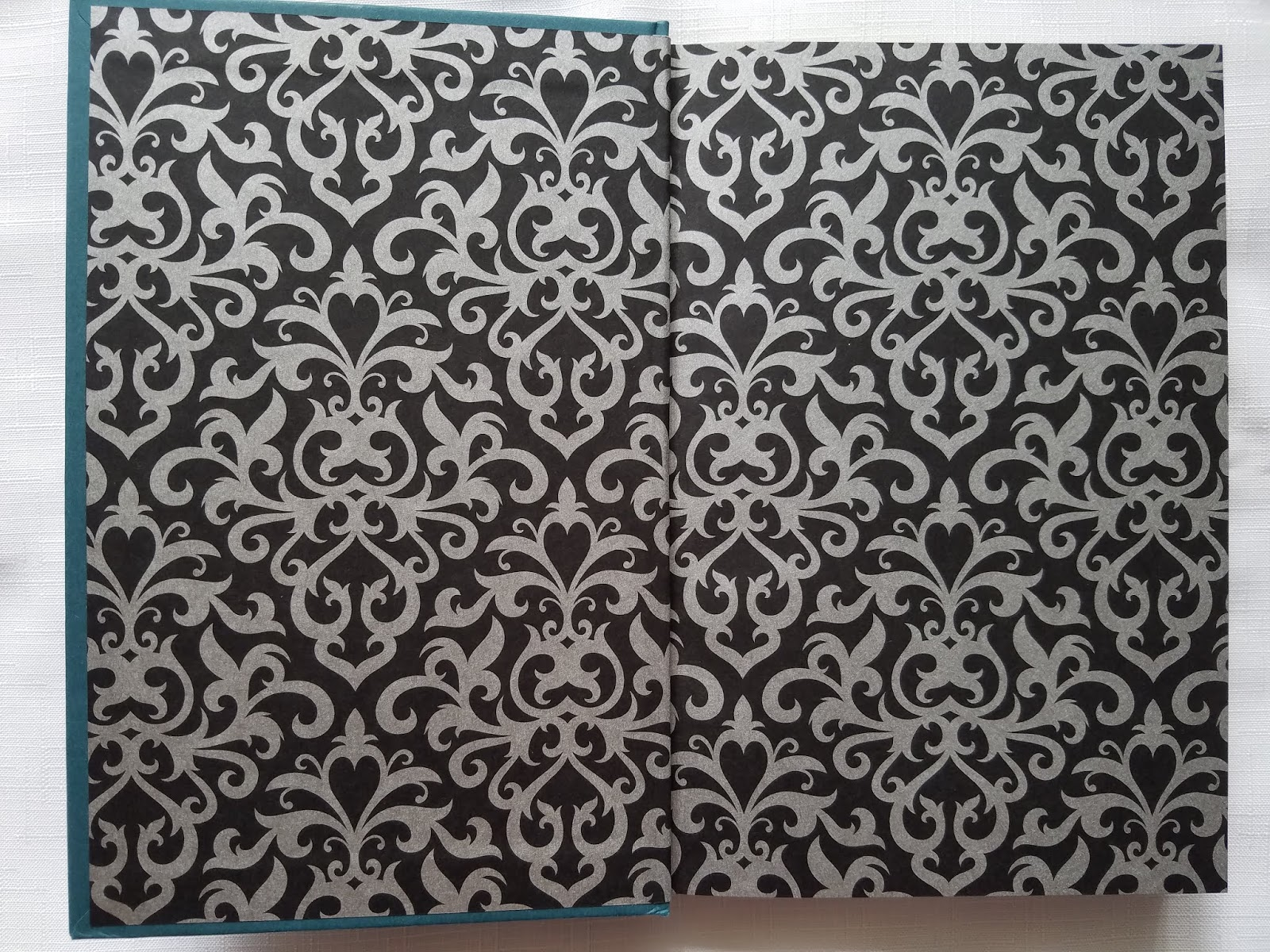 Mary Had A Little Book Blog Listmania Monday Epic Endpapers